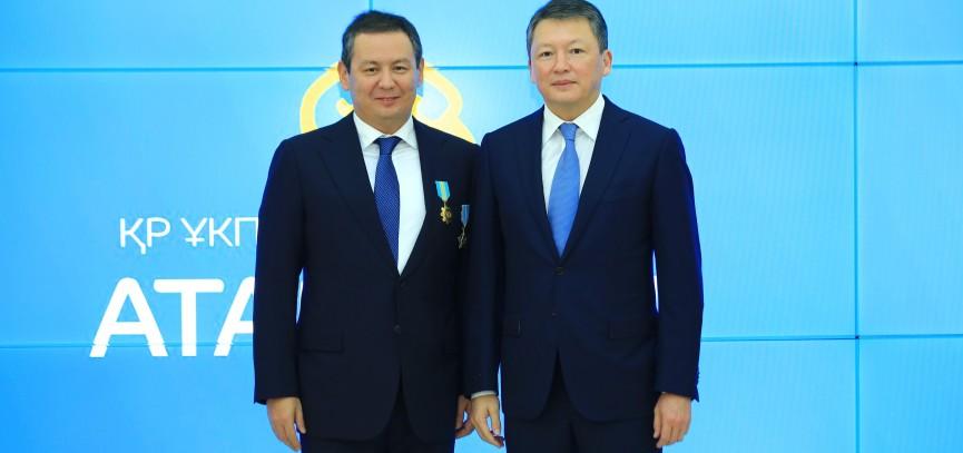 Абулгазин Данияр Рустэмович